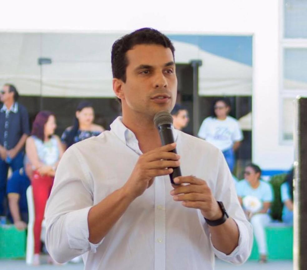 Irajá Abreu é candidato ao senado pelo PSD (Foto: Arquivo pessoal)