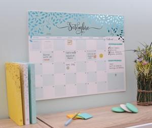 calendário-em-casa-organização-2019 (Foto: Divulgação)