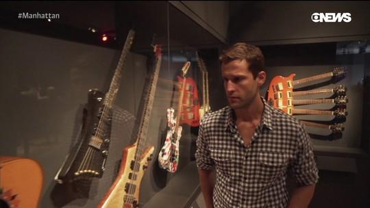 Metropolitan Museum expõe acervo de instrumentos musicais