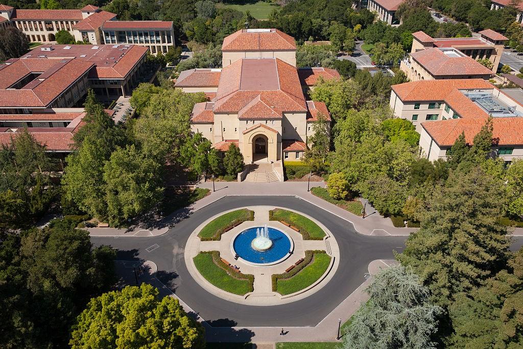 A Universidade de Stanford, na Califórnia, será palco da primeira edição da conferência Brazil at Silicon Valley (Foto: Wikimedia Commons)