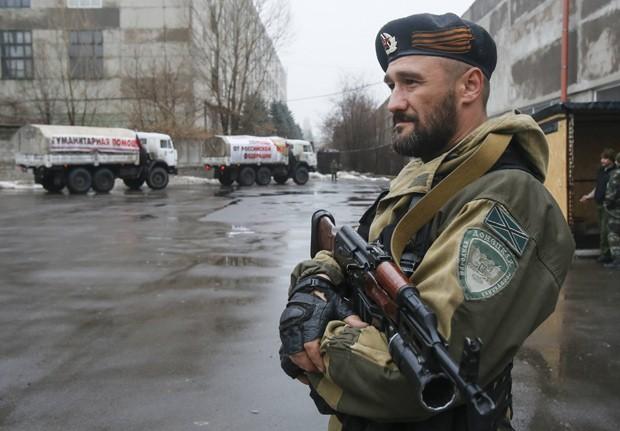 Ucraniano descreve tortura em prisão controlada por separatistas pró-Rússia; veja vídeo