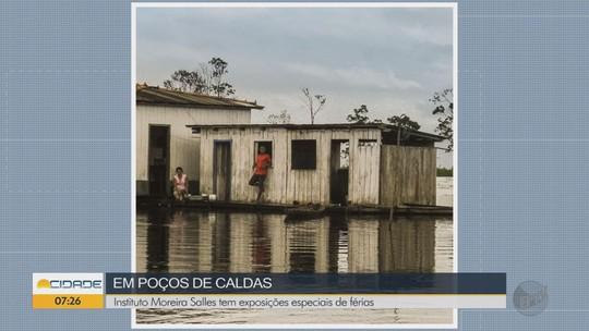 Instituto Moreira Salles tem exposições e filmes durante as férias em Poços de Caldas, MG