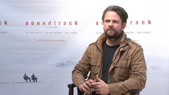 Selton Mello fala sobre 'Soundtrack' no 'Mais Diário'