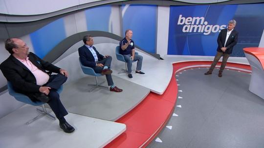 """Mano Menezes fala da demissão de Carille no Corinthians: """"Talvez tenha sido sincero demais"""""""
