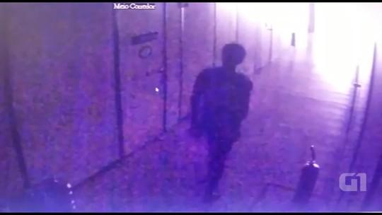Vídeo mostra invasor dentro do Ministério do Trabalho; assista