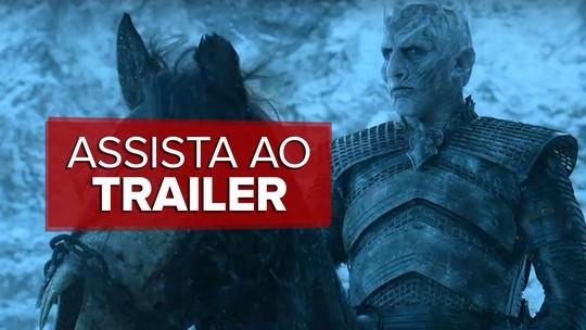 'Game of thrones' lança trailer da 6ª temporada: 'Os mortos estão vindo'