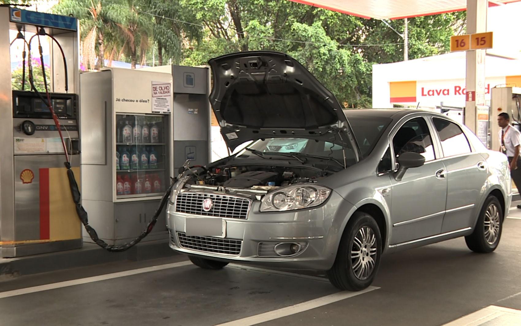 Preço do Gás Natural Veicular sobe 22% em Campinas desde janeiro, diz ANP; busca pelo kit cai - Noticias