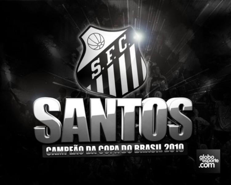 Santos Campeão da Copa do Brasil  42cf4de6f9bb3