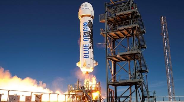 New Shepard (Foto: Divulgação)