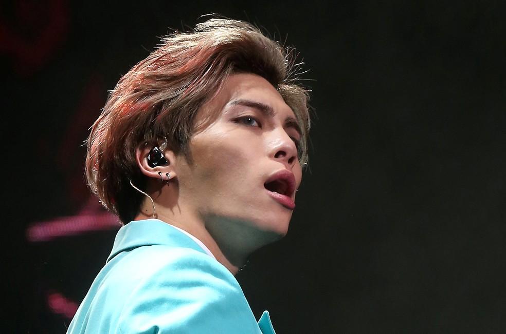 Kim Jonghyun, vocalista principal de banda sul-coreana