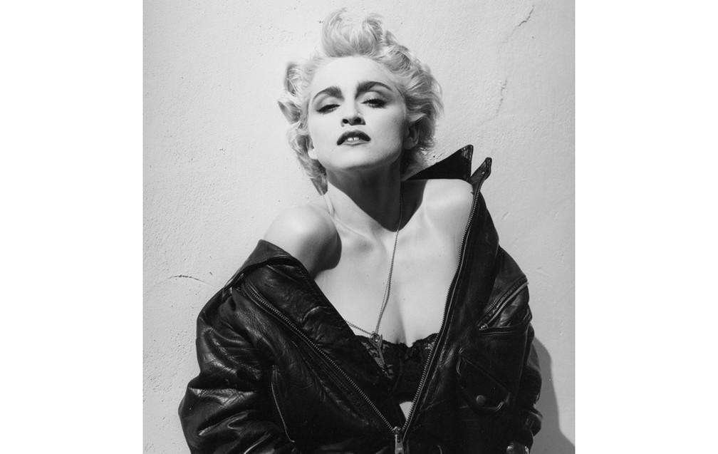 Madonna em 1986 (Foto: Divulgação)