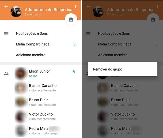 Como criar e gerenciar grupos no telegram softmix for Administradores de fincas vitoria
