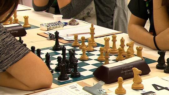 Mundial universitário de xadrez finalizará nesta terça-feira na capital sergipana