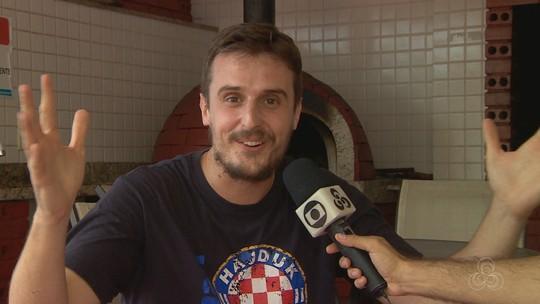"""""""Boquiaberto"""" com final histórica, croata confia: """"Sinto que somos os melhores"""""""
