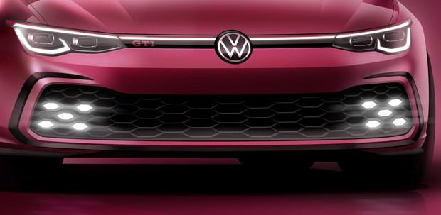 Volkswagen Golf GTI 2020 (Foto: Divulgação)