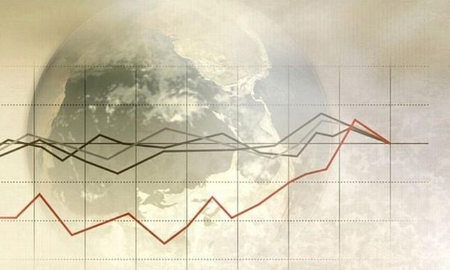 Economia mundial (Foto: Arquivo Google)