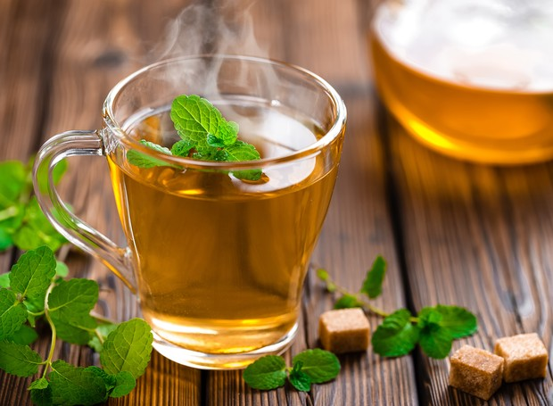 Chá de ervas (Foto: Thinkstock)