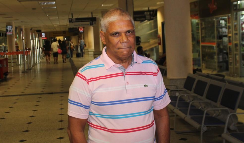 Anunciado no Parnahyba, Nivaldo Lancuna tentará levar clube à fase de grupos do Nordestão (Foto: Francisco Filho)