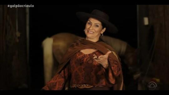 Analise Severo apresenta música 'Bem Gaúcha' e lança clipe da canção no 'Galpão Crioulo'