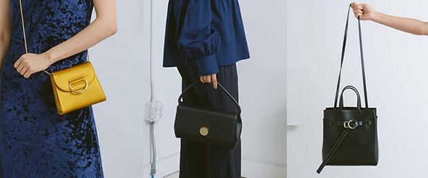 As bolsas da Anthon (Foto: Reprodução)