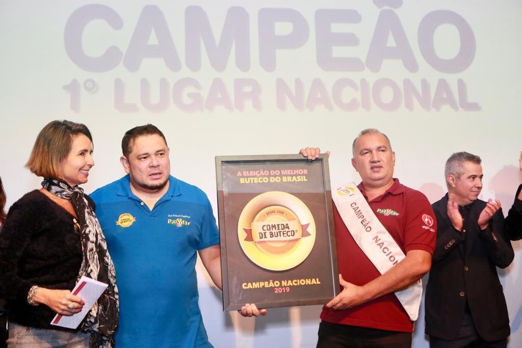 Comida di Buteco 2019:  Paladar Gi, do Pará, vence concurso nacional  - Notícias - Plantão Diário
