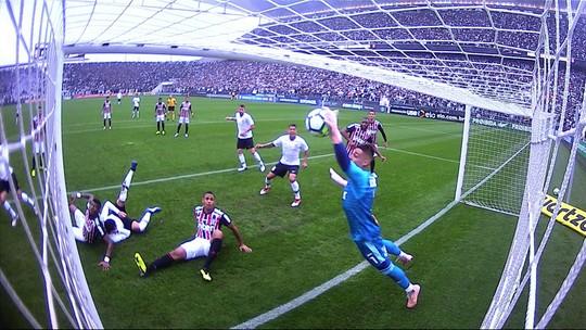 Corinthians 1 x 1 São Paulo: veja os melhores momentos