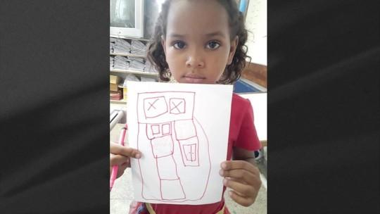 Morre menina atingida por bala perdida na Zona Oeste do Rio