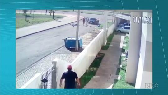 'Estou me sentindo envergonhado', diz idoso agredido na rua por dois jovens em Guarapuava