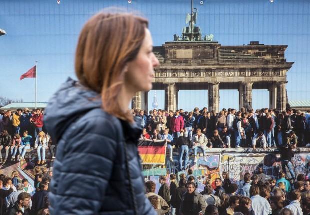 Mulher na Alemanha - Berlim (Foto: Omer Messinger/Getty Images)