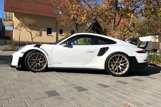 Porsche 911 GT2 RS (Foto: Guilherme Blanco Muniz / Autoesporte)