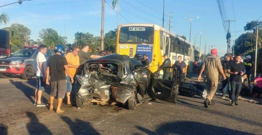 Acidente na rodovia Mário Covas deixa ao menos 4 feridos neste domingo, 24