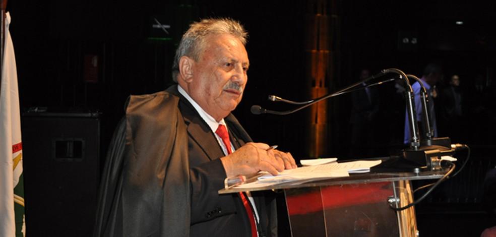Expedito Ferreira de Souza, presidente do TJRN (Foto: Divulgação/TJRN)