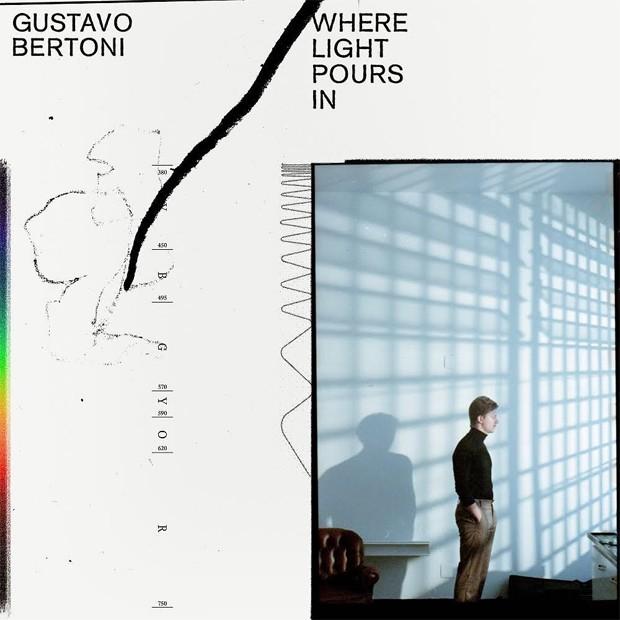 Capa de Where Light Pours In, de Gustavo Bertoni (Foto: Reprodução/Instagram)