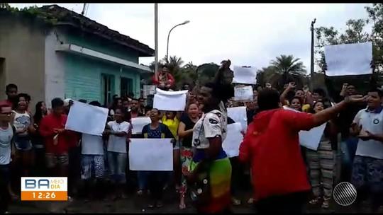 Estudantes ocupam campus do IF Baiano em Uruçuca em protesto contra atraso em auxílio alimentação e outros itens
