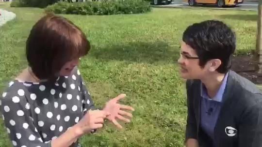Sandra Annenberg na Rússia: 'Um reencontro com as minhas raízes'