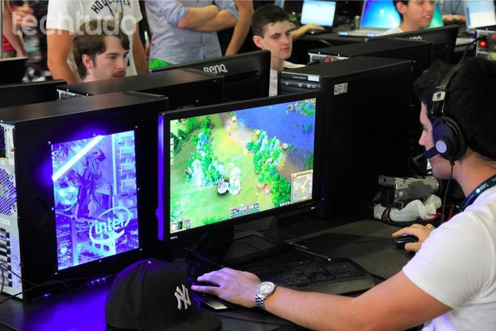 PC gamer pode ser melhor investimento do que console — Foto: Rodrigo Bastos/TechTudo