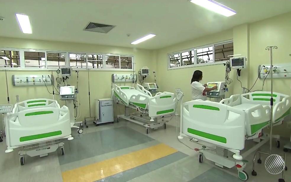 Unidade teve investimento R$ 64 milhões (Foto: Reprodução/TV Bahia)