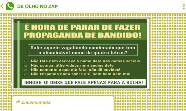 Falar de Lula virou tarefa non grata em grupos bolsonaristas desde que ex-presidente ficou novamente elegível após anulação das condenações na Lava-Jato pelo ministro do STF Edson Fachin