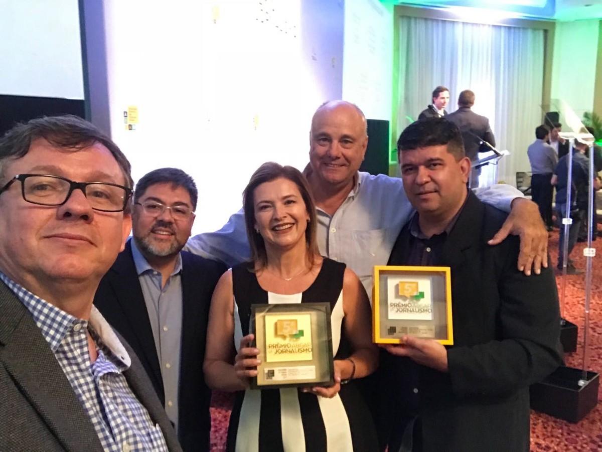 Série 'Plano de Voo', da EPTV, vence Grande Prêmio Abear de Jornalismo