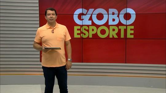 Globo Esporte: programa desta sexta fala sobre Petrúcio, saltos ornamentais e até final da Liberta