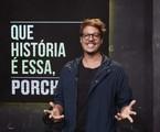 Fabio Porchat no 'Que história é essa, Porchat?' | GNT