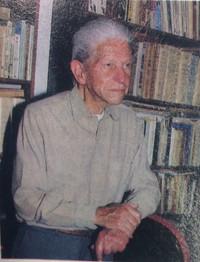 Jurandir Pereira, mineiro de Poços de Caldas, onde sempre residiu, é autor, entre outros, do libro Um Ladrão de Guarda-chuva (Foto: Ernesto de Souza)