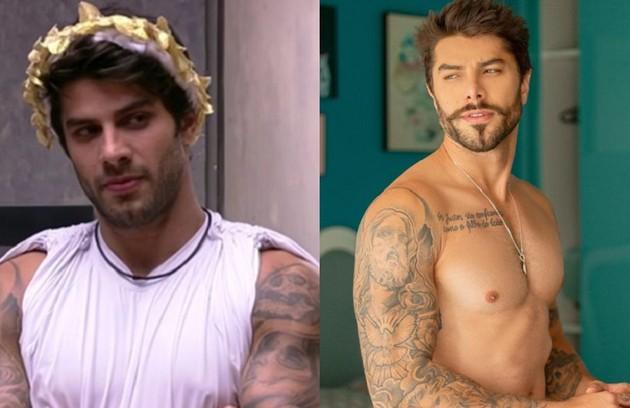 """Renan Oliveira, do """"BBB"""" 16, trabalha como modelo (Foto: Reprodução)"""