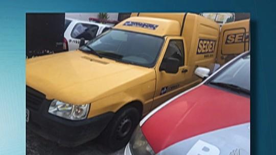 Funcionário de agência dos Correios é assaltado em Itaquaquecetuba
