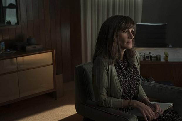 'Homecoming', série estrelada por Julia Roberts, é uma aula de cinema (Foto: Amazon Studios/Divulgação)