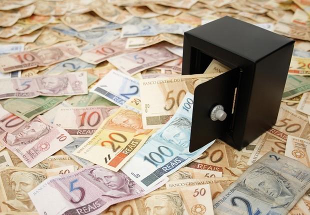 dinheiro, real, cofre, corrupção (Foto: Thinkstock)