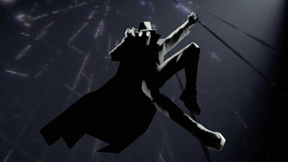 """Spider-Man Noir na animação """"Homem-Aranha no Aranhaverso"""" (Foto: Divulgação)"""