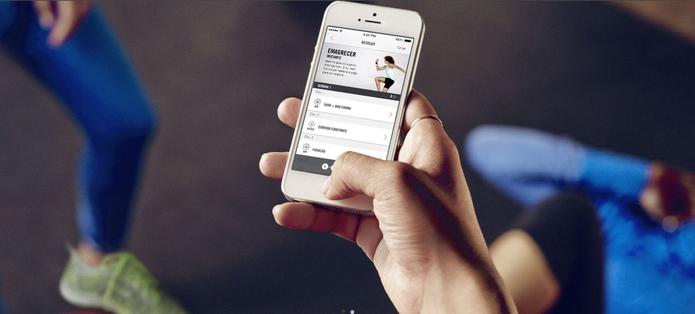 Aplicativos pra usar durante o treino ajudam nos exercícios físicos (Foto: Divulgação)