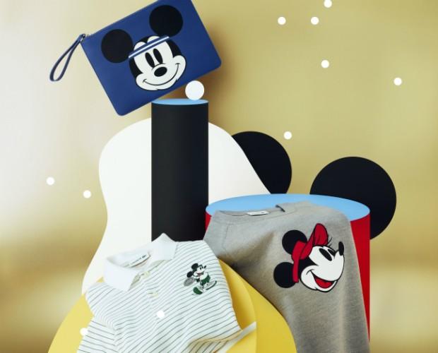 Collab da Lacoste com Disney (Foto: Divulgação)