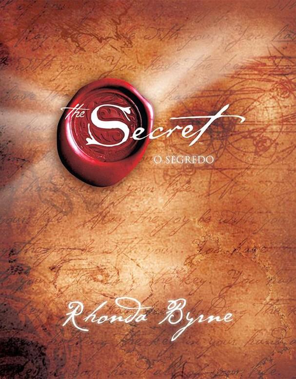 """""""O segredo"""", de Rhonda Byrne (Foto: Divulgação)"""